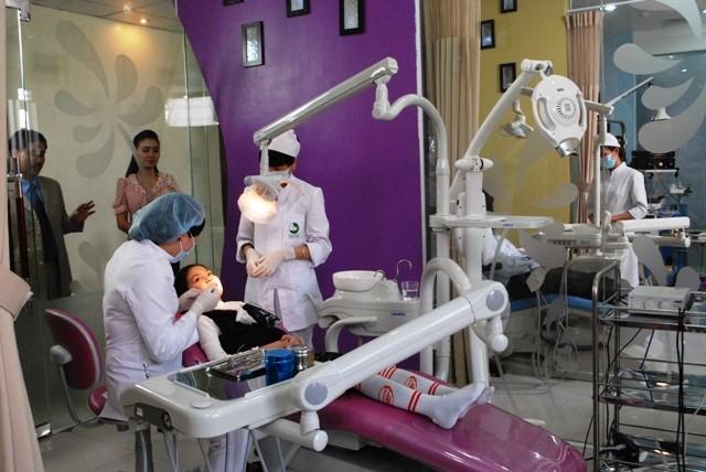 Khám răng ở Hà Nội tại Bệnh viện Thu Cúc