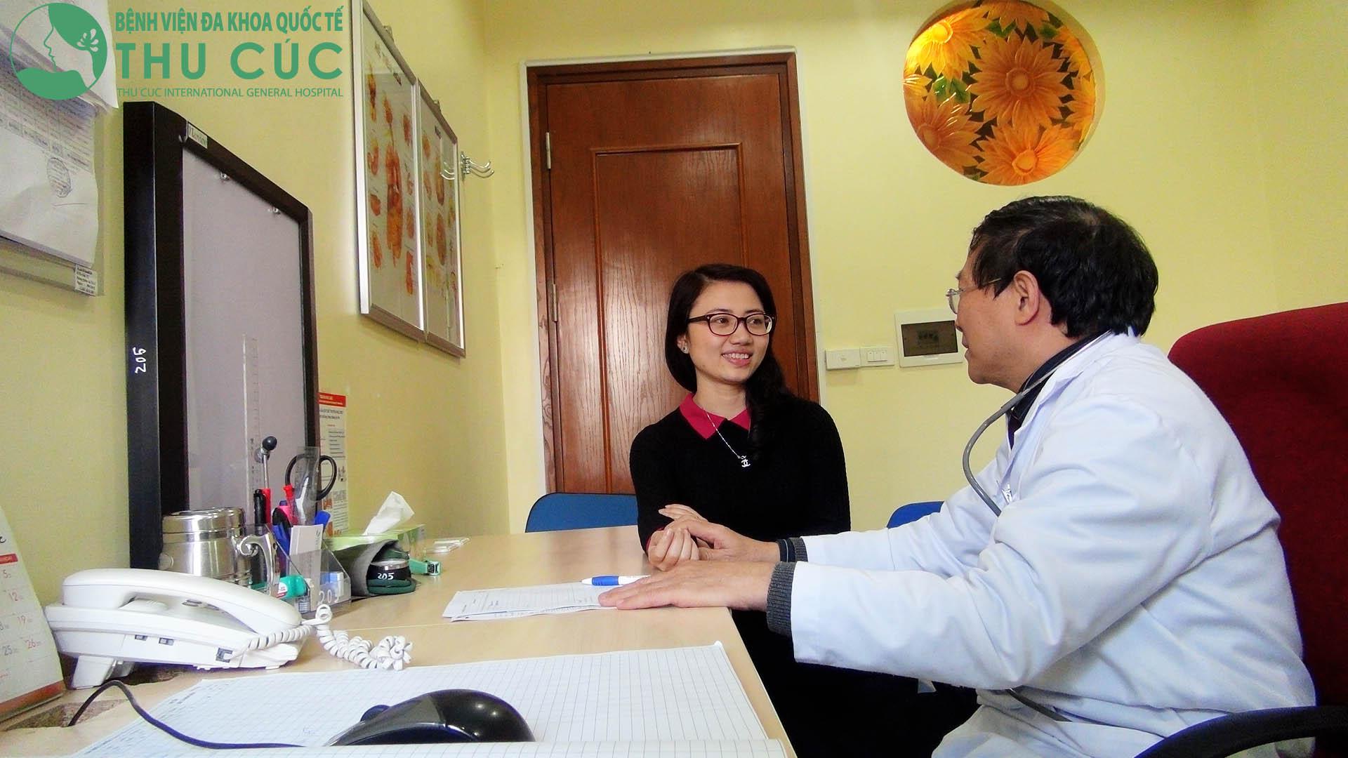 Đóng bảo hiểm tự nguyện bệnh viện Thu Cúc
