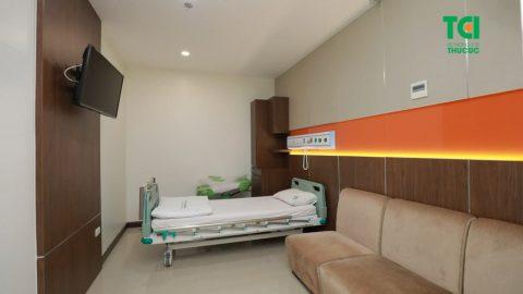 Khu vực điều trị