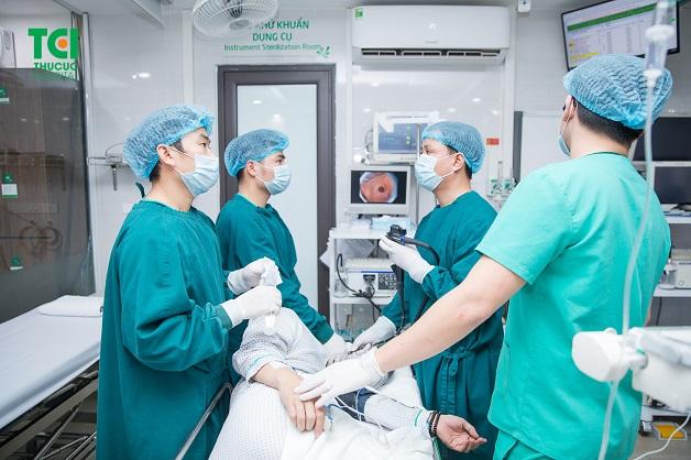dịch vụ nội soi khoa chẩn đoán hình ảnh