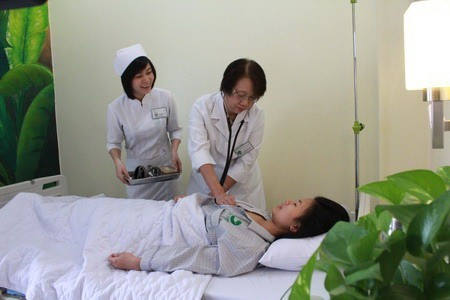 Phòng khám sản phụ khoa ở Hà Nội