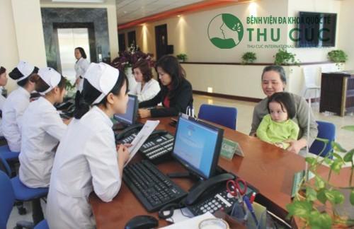 Khám sức khỏe ở đâu uy tín tại Hà Nội