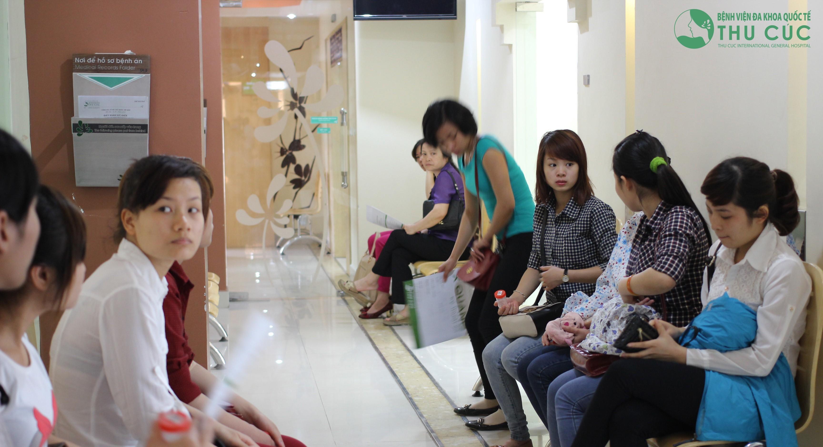 Thẻ xanh của BH Bảo Việt Tại Bệnh viện Thu Cúc