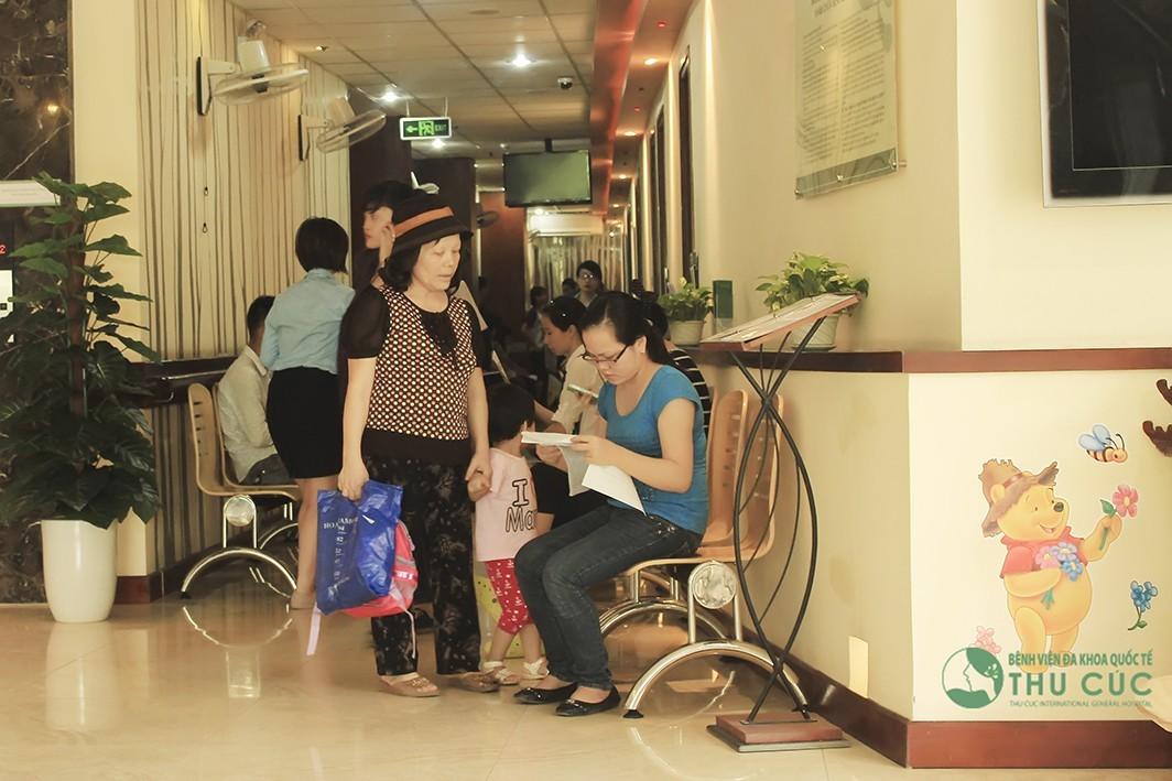 Khám sức khỏe định kỳ cho gia đình tại Hà Nội uy tín nhất