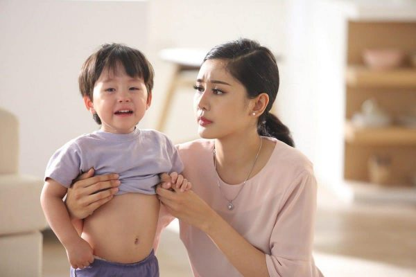 Rối loạn tiêu hóa có bị sốt không?