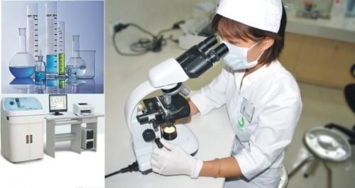 Với hệ thống sinh hóa hiện đại, bệnh viện Thu Cúc có khả năng thực hiện hầu hết các loại hình xét nghiệm y khoa.