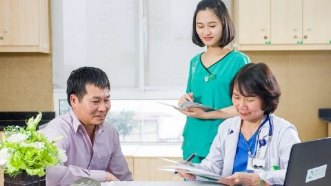 Khám bảo hiểm y tế  bệnh viện Thu Cúc