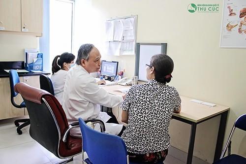 Giá khám sức khỏe ở bệnh viện Thu Cúc