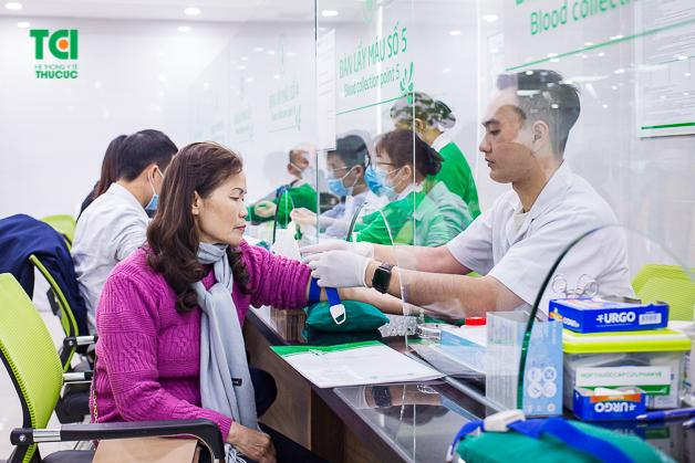 Khám sức khỏe tổng quát tại bệnh viện Thu Cúc