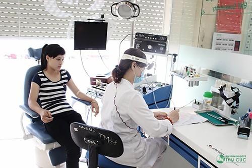 Khám bệnh vào thứ 7 bệnh viện Thu Cúc