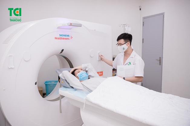 Thiết bị y khoa hiện đại tại Thu Cúc