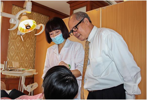 Khám răng trẻ em ở đâu tốt tại Bệnh viện Thu Cúc