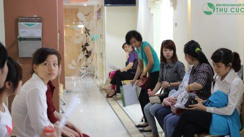 Khám sinh sản bệnh viện Thu Cúc