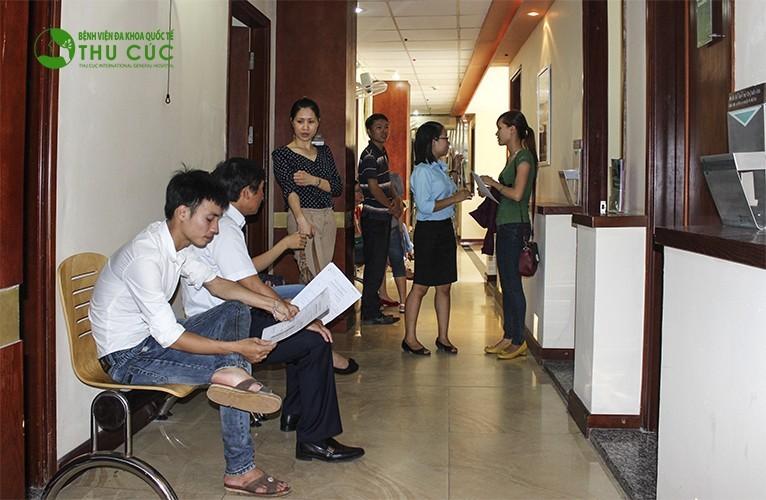 Khám sức khỏe thẻ hồng ở Hà Nội Hướng dẫn khám sức khoẻ