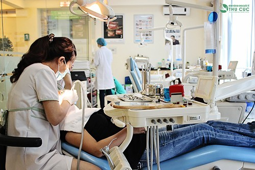 Nhổ răng khôn hàm dưới có đau không?