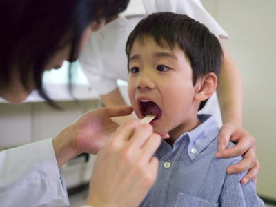 Chữa bệnh ho gà ở trẻ em