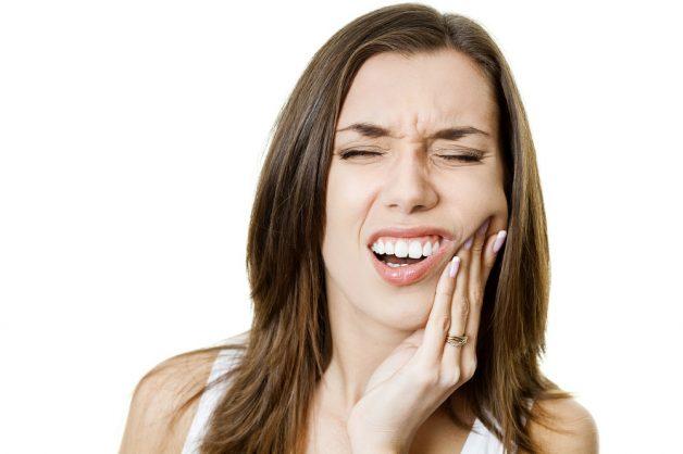 Đau răng khi cho con bú