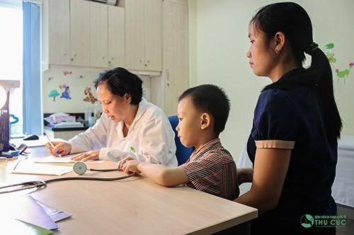 Bệnh gan mật ở trẻ em phát hiện và điều trị sớm