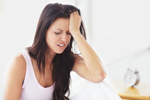 Chứng đau nửa đầu ở phụ nữ Chứng đau đầu nửa đầu