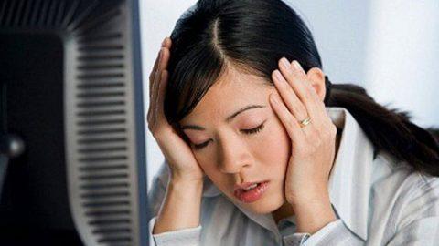 Cảnh giác với chứng đau nửa đầu và chóng mặt