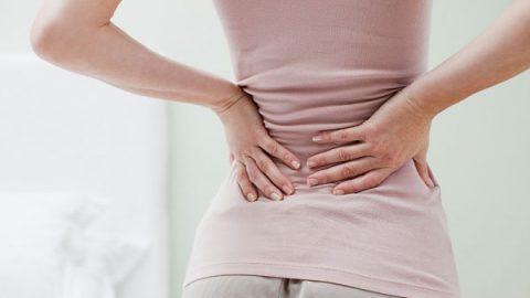 Nguyên nhân đau mỏi vùng thắt lưng bên phải