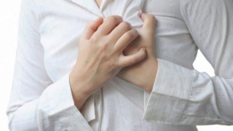Cảnh giác với chứng đau ngực trái