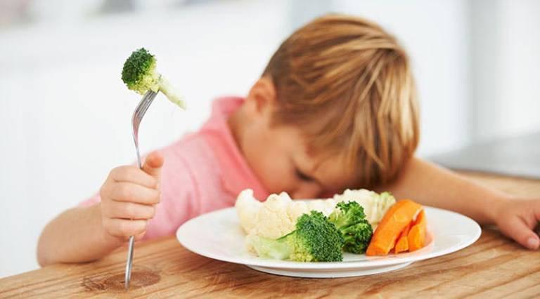 Trẻ thường xuyên bị rối loạn tiêu hóa có thể dẫn đến suy dinh dưỡng