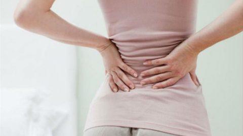 Điều trị chứng đau lưng bên phải phía trên