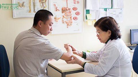Bác sỹ cơ xương khớp bệnh viện Thu Cúc