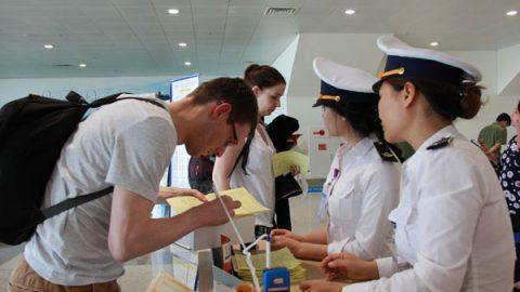 Sẽ dừng khai báo y tế với hành khách nhập cảnh từ Hàn Quốc