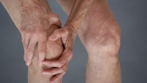Viêm đau khớp gối người già đau, nhức, mỏi khớp