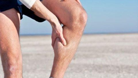 Đau mỏi cơ bắp chân giảm bớt triệu chứng đau thường xuyên