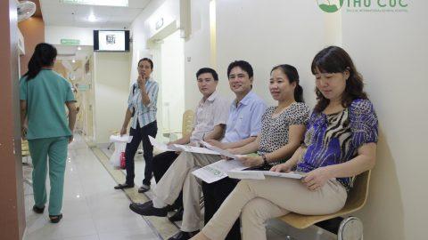 Phỏng vấn chuyên gia tư vấn về quyền lợi bảo hiểm Viễn Đông – VASS tại Bệnh viện Thu Cúc