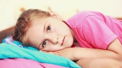 Mất ngủ ở trẻ em nguyên nhân vì sao?