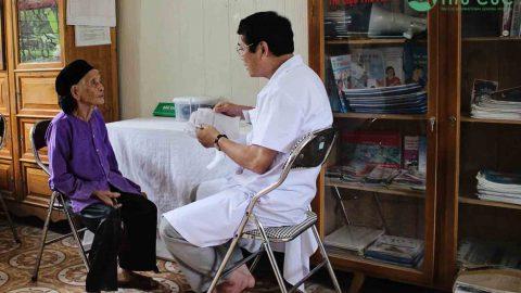 Tổ chức khám sức khỏe từ thiện tại Yên Bái