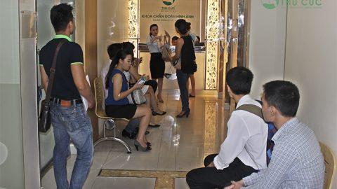 Khám sức khỏe công ty Lotte tại Bệnh viện Thu Cúc