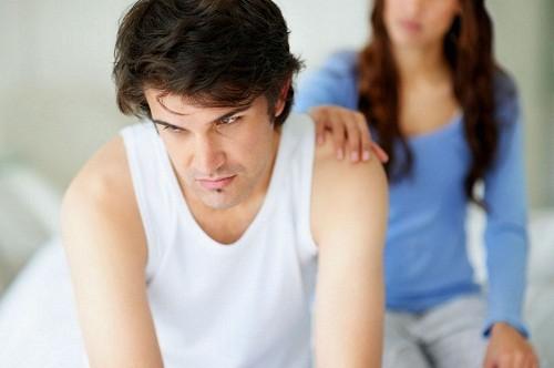 Những người bị trầm cảm có thể mất cảm hứng trong quan hệ tình dục.