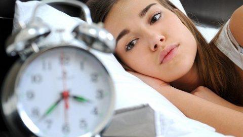 Khái quát về chứng mất ngủ  khó ngủ, tỉnh dậy