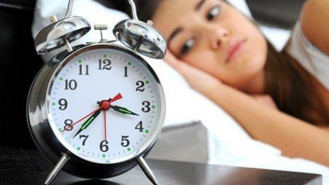 Tác hại của chứng mất ngủ quá trình tái tạo của cơ thể