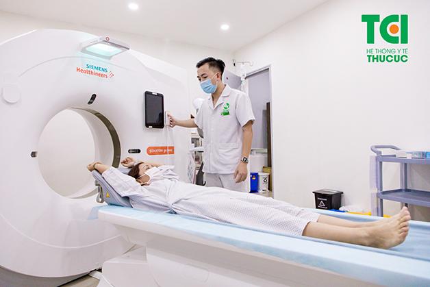 Máy chụp cắt lớp CT