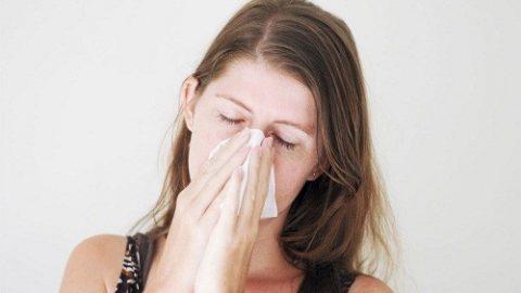 Triệu chứng của viêm xoang do virus