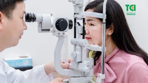 Chuyên khoa Mắt