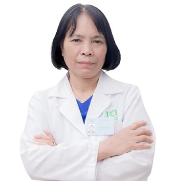 Tiến sĩ, Bác sĩ CKI Trịnh Thị Khanh