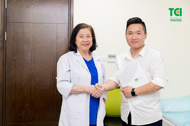 Chuyên khoa Cơ xương khớp - Bác sĩ Chuyên khoa II, thầy thuốc ưu tú Nguyễn Thị Kim Loan