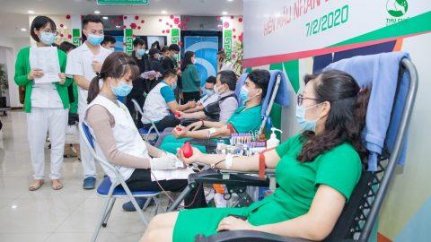 Hiến máu tình nguyện – Nghĩa cử cao đẹp, lợi cho mình
