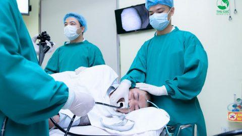 Nội soi dạ dày gây mê có đau không?