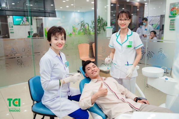 Chuyên khoa Răng Hàm Mặt luôn nỗ lực để mang đến cho khách hàng trải nghiệm tốt nhất với dịch vụ chăm sóc hoàn hảo nhất.
