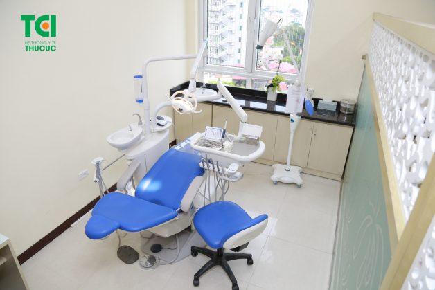 Bệnh viện ĐKQT Thu Cúc đã đầu tư nghiêm túc, nâng cấp hệ thống trang thiết bị y tế, nhập khẩu 100% từ nước ngoài