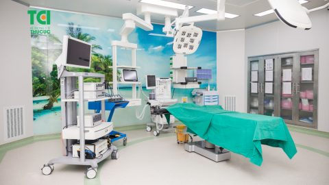 Khoa ngoại Bệnh viện Thu Cúc điều trị tất cả các tổn thương