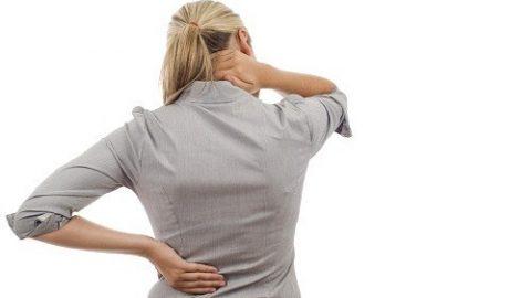 Các cách làm giảm đau lưng một cách hiệu quả